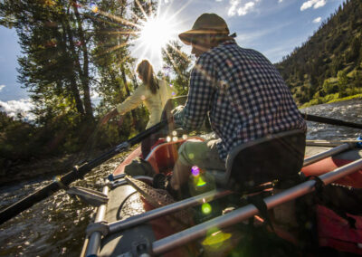 Luxury Fly Fishing Dude Ranch