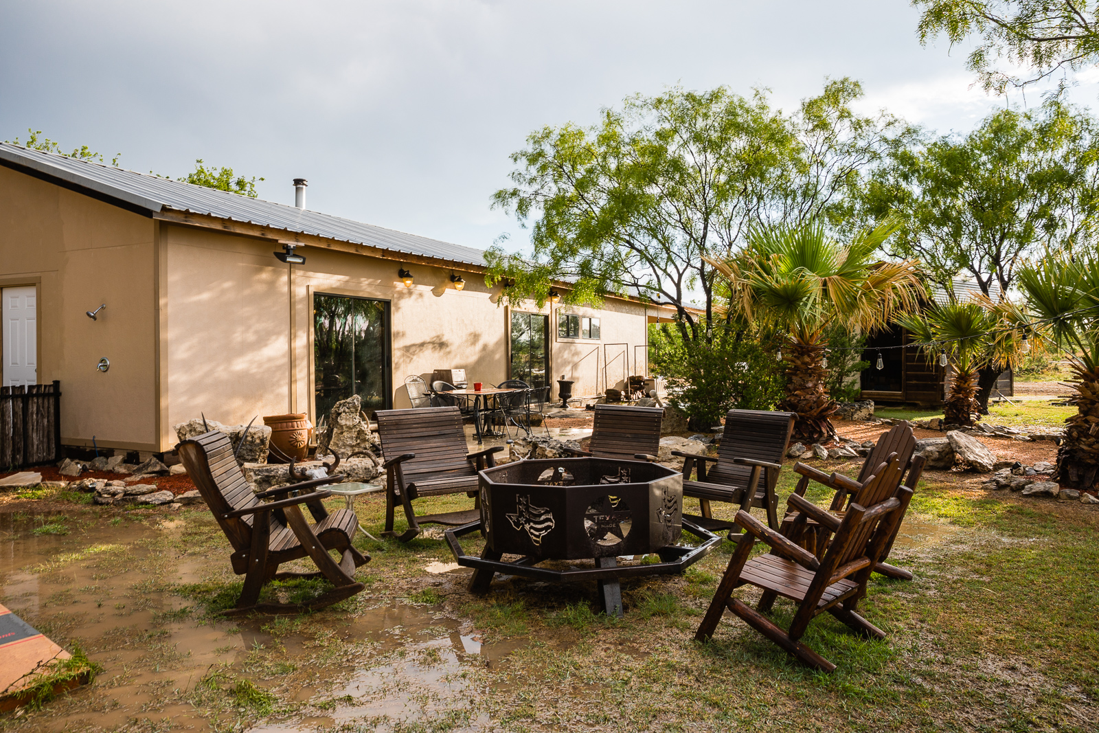 TEXAS RANCH PACKAGE