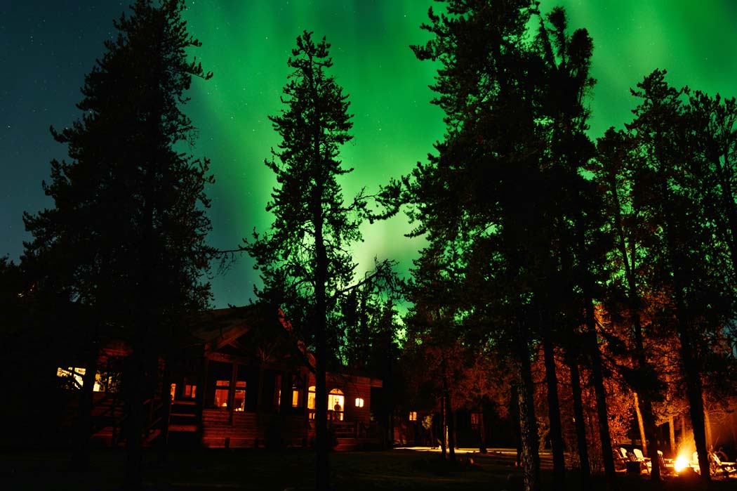 canadian northern lights lodge