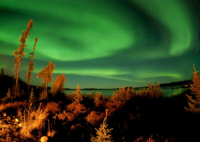 Canadian Northern Lights Experience