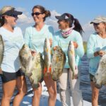 Angler Girls in Crystal River Florida