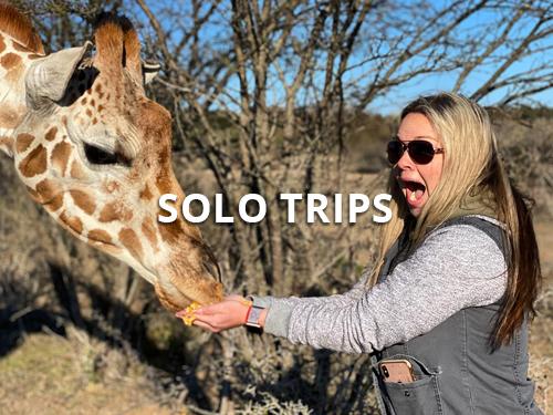 solo trips