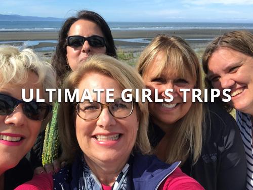 ultimate girls trips