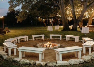 Campfire Oaks At Boerne