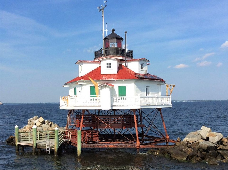 thomas shoal lighthouse