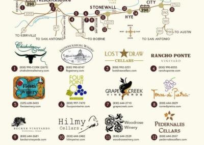 Texas Wine Country VIP List